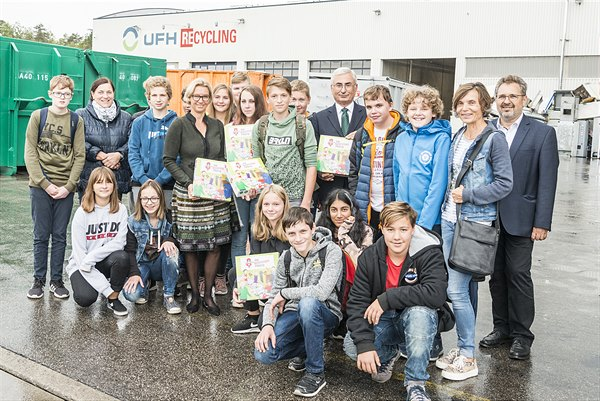 UFH zum Internationalen e-waste-day
